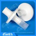 Filtro de espirometría para adultos desechable aprobado por Ce & ISO