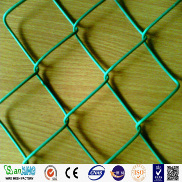 Chain Link Fence for Garden