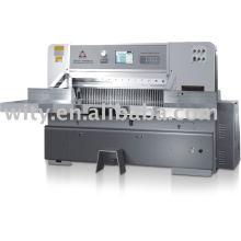 Máquina de corte computadorizada do papel (YKW-115B)