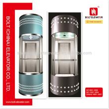 Ascenseur d'observation résidentiel en Chine