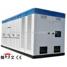 Juego de generador eléctrico a prueba de lluvia 25KVA (GF20C)