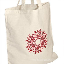 Eco Friendly Embroidered Tote Bags For Bridesmaids , Reusable Shopping Bags