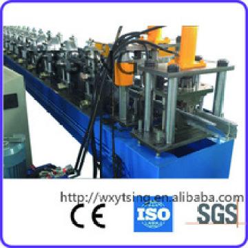 Professionelle Hersteller von bestandenen CE und ISO YTSING-YD-7105 Regen Rohr Rollenformmaschine / Rollenformer