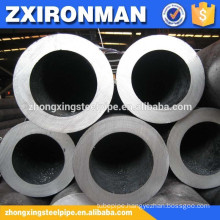 Seamless steel pipe high quality with good price steel pipe thick wall round