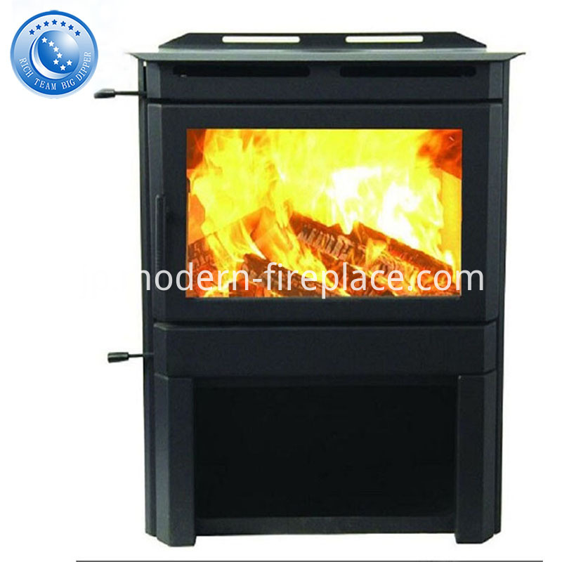 Decorative European Wood Stoves Factory Production