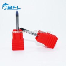 BFL-Vollhartmetall-Fräser mit 3 Schneiden für CNC-Gravuren