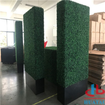 Garden Artificial Plant Design Konstgjord Boxwood Roll Wall