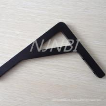 De Buena Calidad Piezas de soporte de estampación de metal de chapa personalizada