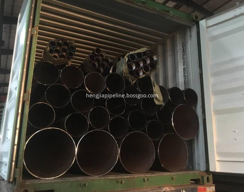 bevel end pipe
