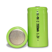 Batería recargable Ni-mh C 3600mAh