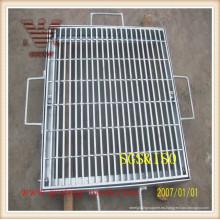 Rejas de acero galvanizado hechas en Anping China
