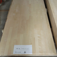 Finger Joint Birch Panel (Worktop)