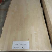 Finger Joint Birch Panel (Worktop)