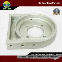 Bearbeitungsteil Micro Milllings / Bearbeitungsteil Aluminium CNC