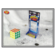 Plastic Material and Business Gift Use magic cubes