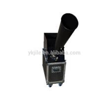 Blaster de alta calidad del confeti del dióxido de carbono de la máquina del confeti de DMX con precio bajo