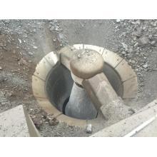 Série de broyeurs à cône giratoire pour l'exploitation minière