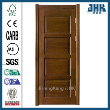 JHK Good Quality Natural Veneer Internal Door