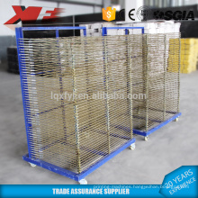 50 layers screen printing drying racks