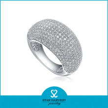 Exquest Wedding Rings with CZ (SH-R0011)