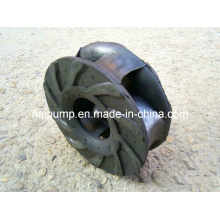 6/4D (E) Rubber Pump Impeller