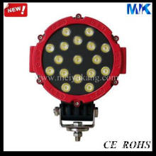 IP67 51w New cars motorcycle accessories led work lamp for atv 4*4