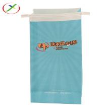 saco de pipoca de reforço lateral