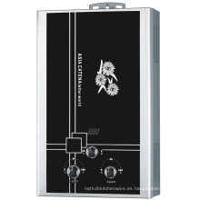 Tipo de la combustión Calentador de agua inmediato del gas / gas Géiser / caldera de gas (SZ-RS-50)