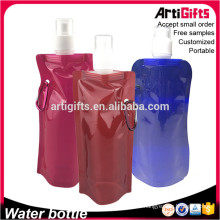 Различный Размер Открытый велосипедов спорт складная бутылка питьевой воды