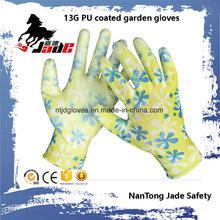 13G PU Coated Garden Glove