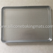 Best Quality for Baking Sheet Pans US Half Size Perforated Baking Pan export to Gambia Supplier