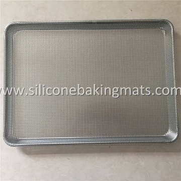 Original Factory for Cast Iron Baking Pan US Half Size Perforated Baking Pan export to Guam Supplier
