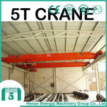 Explosion Proof Electric Single Girder Bridge Crane 5 Ton