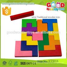 Personalizado Tetris Laberinto Juego De Madera De Juguete Educativo Tetris Tradicional Clásico Juguetes De Madera