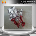 19um Metallized Pet Twist Film of Candy wrapper