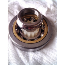 Chinese Whole Sale Qj Series Bearing Qjf221 Qjf220m Qjf218 Angular Contact Ball Bearing