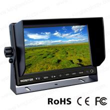 7 pulgadas 1080p alta definición ahd coche monitor