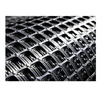 Geo-Gitter aus Kunststoff für Straßen PP Zweiachsiges Geogitter