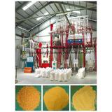 maize meal milling machine