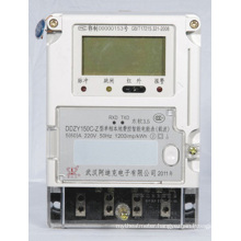 Single Phase Multi Tariff Static Energy Meter (DDZY150)