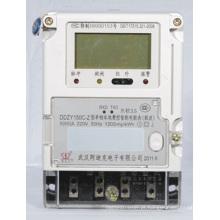 Medidor da energia estática da escala da única fase Multi (DDZY150)