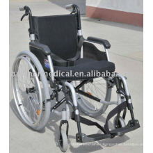 Silla de ruedas funcional de aluminio con certificado CE