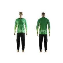 fútbol nuevamente popular estilo largo mangas jersey para ropa deportiva hombre fútbol entrenamiento