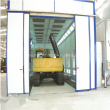 Custom Designed Painting Booth Oven for Bus