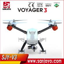 Dernière Walkera Voyager 3 GPS RC Quadcopter Drone 4K caméra volante Glonass FPV RC hélicoptère