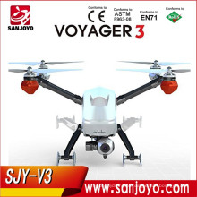 Mais recente Walkera Voyager 3 GPS RC Quadricóptero Drone 4 K voando câmera Glonass helicóptero FPV RC
