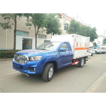 Saic chase T60 pickup truck blasting equipment carrier