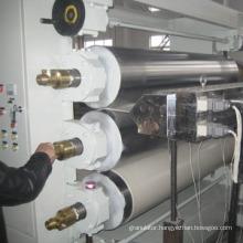 PVC Pet Plastic Sheet Extrusion Machine Line