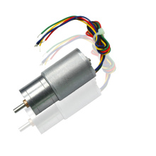 Permanent Magnet 24v Brushless Motor With Gearbox