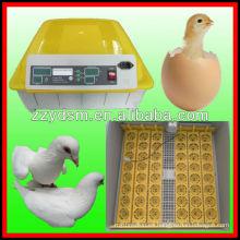 Máquina automática de la incubadora del huevo de las aves de corral (48pcs)